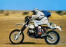 BMW R nineT Urban G/S Dakar Series n.1: omaggio a Hubert Auriol