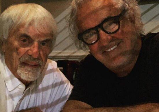 Flavio Briatore, Dal Mondiale F1 con Schumi e Alonso al Governo italiano con Salvini?