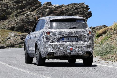 Nuovo SUV Brilliance V9: eccolo in Spagna [gallery] (2)