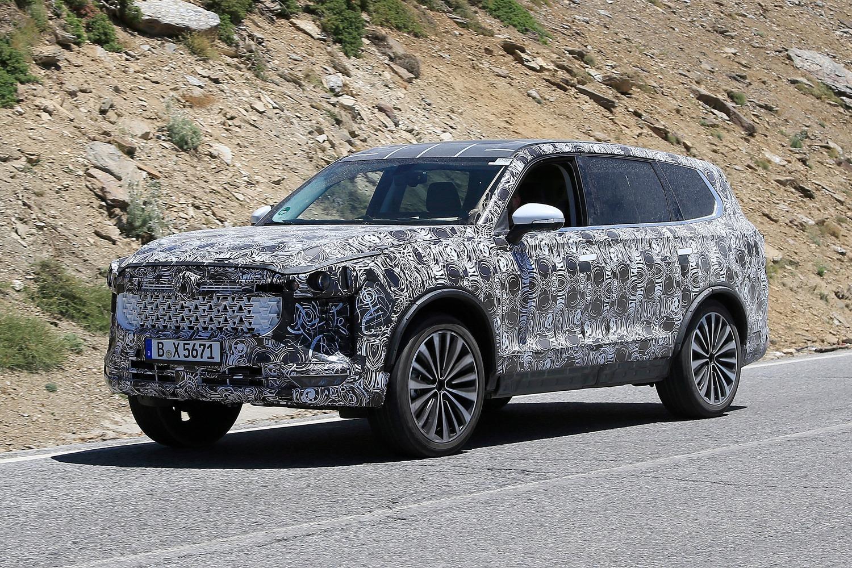 Nuovo SUV Brilliance V9: eccolo in Spagna [gallery]