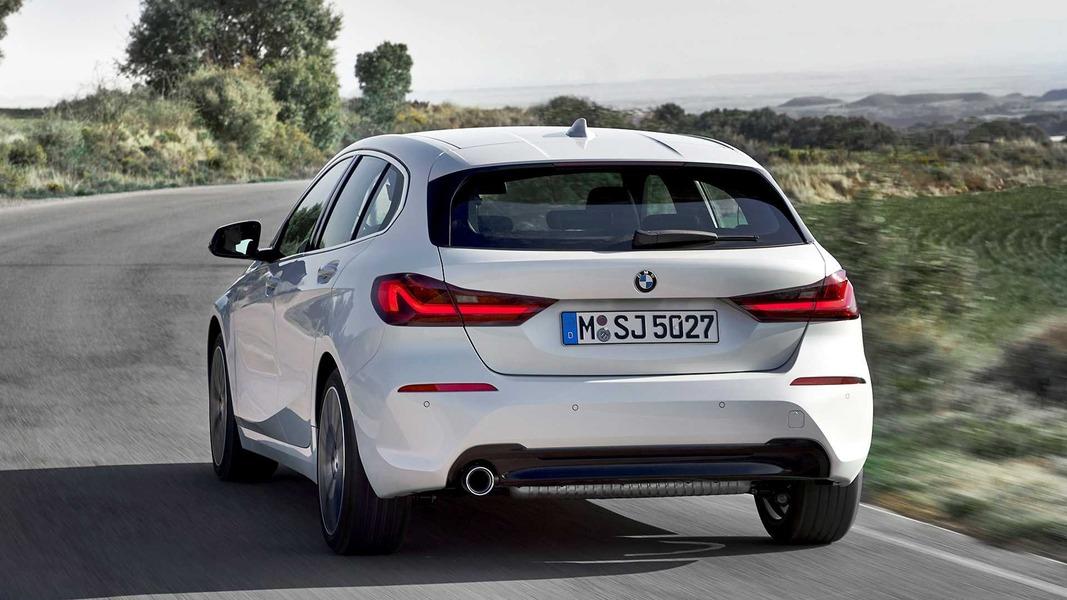 BMW Serie 1 (2019->>) (5)