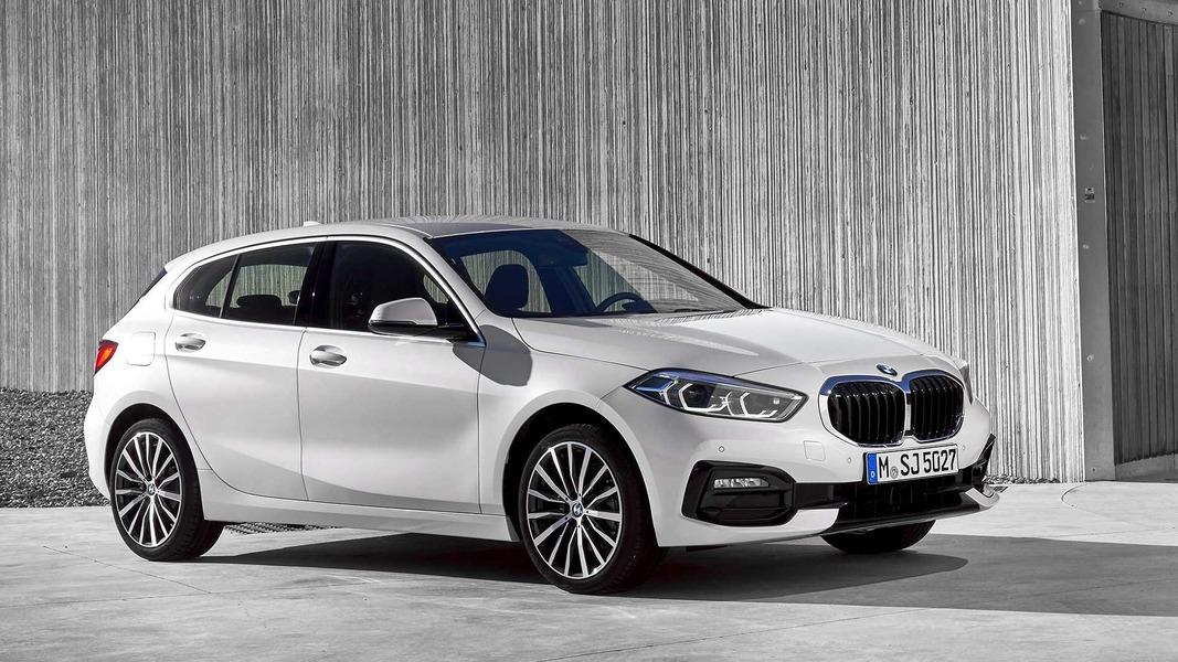 BMW Serie 1 (2019->>)