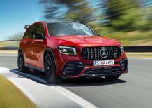 Mercedes sbanca il segmento C-SUV con i nuovi AMG GLB 35 e 45 4Matic ibridi