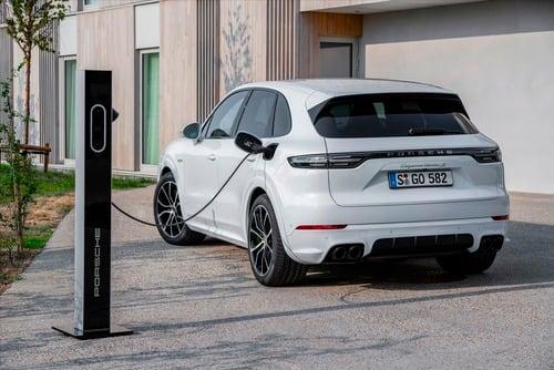 Porsche Cayenne plug-in Hybrid: e-Hybrid e Turbo S e-Hybrid, anche per la Coupé (4)