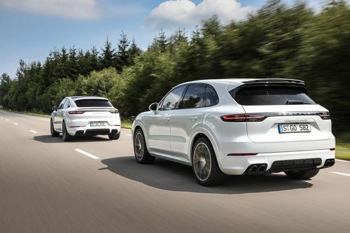 Porsche Cayenne plug-in Hybrid: e-Hybrid e Turbo S e-Hybrid, anche per la Coupé (6)