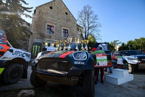 Hungarian Baja 2019. Tris Terranova (Mini). Melot e De Gavardo (KTM) Campioni (3)