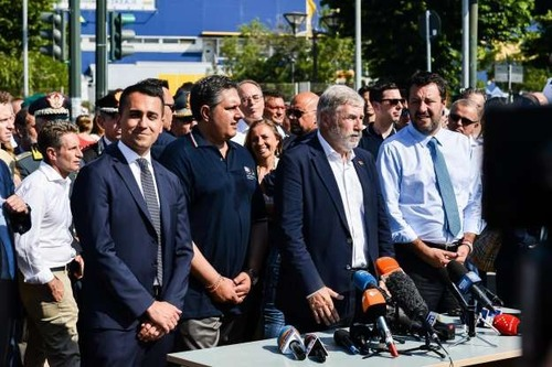 Un anno di Ponte Morandi: cosa è stato fatto dal 2018 ad oggi (7)