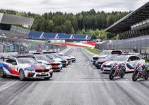 BMW M8: i dettagli della Safety Car MotoGP