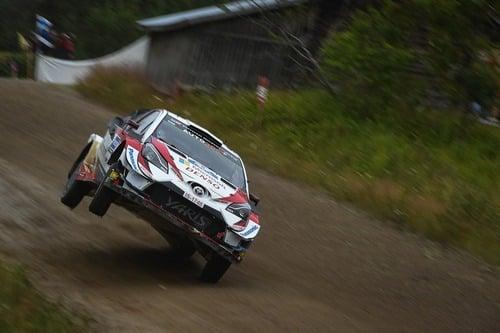 Rally di Finlandia 2019: le foto più belle (2)
