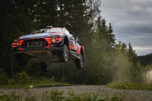 Rally di Finlandia 2019: le foto più belle (4)