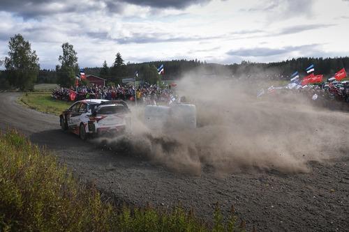Rally di Finlandia 2019: le foto più belle (5)