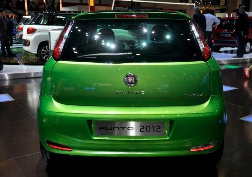 Fiat Punto 1.4 3 porte Van Easy 4 posti (5)