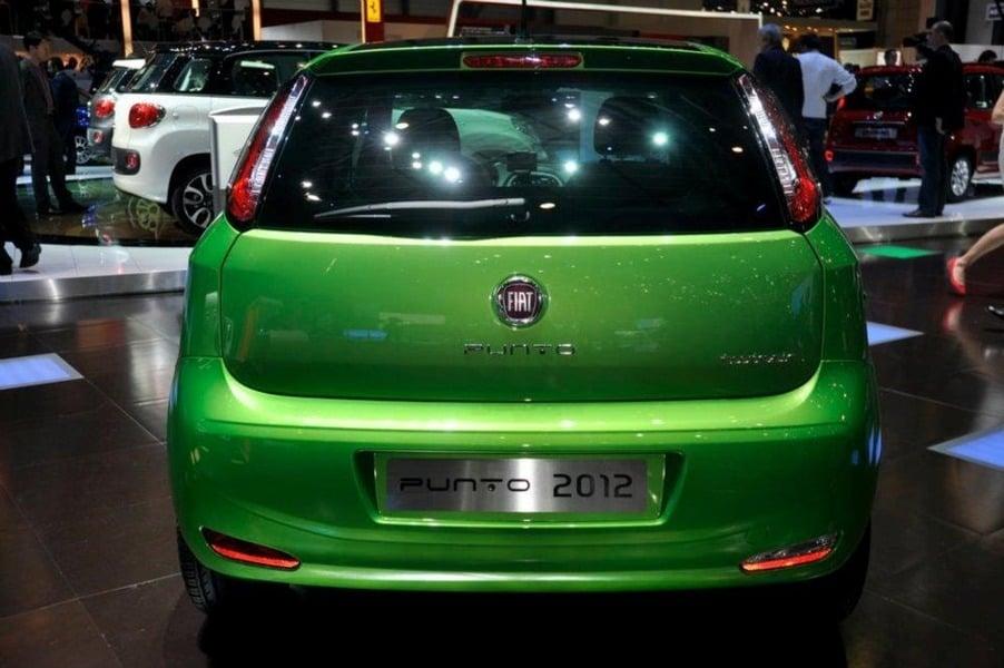 Fiat Punto 1.4 3 porte Van Easy 2 posti (5)