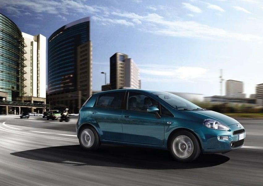 Fiat Punto 1.4 3 porte Van Easy 4 posti (2)