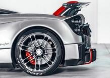 Pirelli P Zero Trofeo R, sviluppate per le Pagani e derivate dalla F1