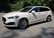 Ford Mondeo Hybrid: la full optional che soddisfa e non esagera