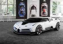 Bugatti Centodieci: 8 milioni di euro e 10 esemplari, tutti venduti!