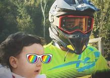 Papà o motociclista: l'arrivo di un figlio ti cambia la vita?