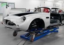 Aston Martin DB4 GTZ Continuation: via alla produzione delle prime dieci