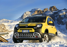 Fiat Panda elettrica: arriverà nel 2023!