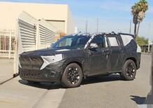 Jeep Grand Cherokee: al lavoro sulla nuova generazione [Foto spia]