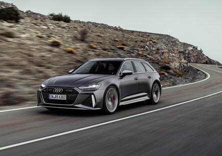 Nuova Audi RS6: la nuova generazione fa paura! [Video]