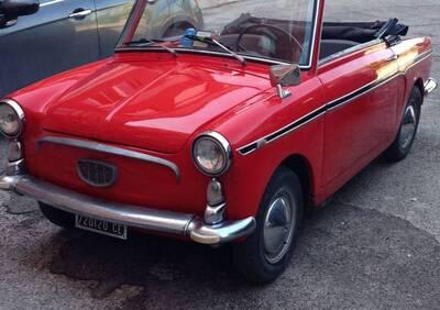 Bianchina Cabrio d'epoca del 1963 a Marano di Napoli