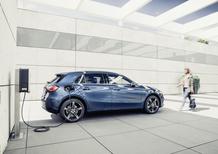 Mercedes Classe A e Classe B: ecco le 250e plugin hybrid