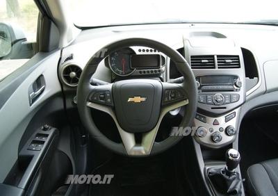 Chevrolet Aveo 1 2 86cv 5 Porte Lt 05 2011 06 2013 Prezzo E