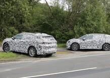 Volkswagen ID. Crozz: il SUV elettrico avvistato insieme alla ID.3