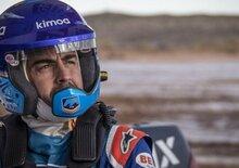 Dakar 2020. Fernando Alonso e Marc Coma