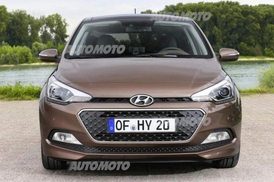 Hyundai i20 1.4 5 porte Comfort (4)