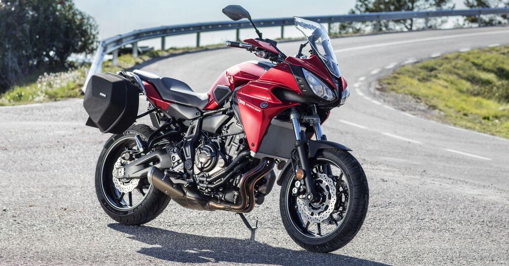 Nuova yamaha tracer 700 news for Yamaha tracer 700