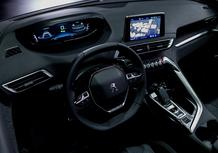 Nuovo Peugeot i-Cockpit: l'abitacolo del futuro diventa presente