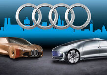Audi con BMW e Mercedes per la guida autonoma. Annuncio al IAA 2019