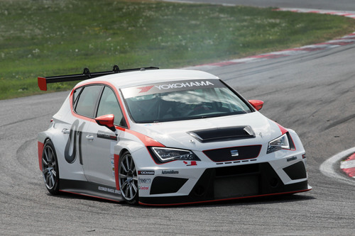 Seat Motorsport 2016: ecco la Leon ST TCS
