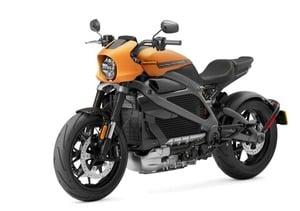 Harley-Davidson LiveWire (2019 - 20)