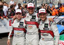 DTM 2019, Al Lausitzring Nico Müller vince la prima manche