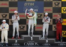 DTM 2019, Rast vince Gara 2 al Lausitzring