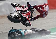 MotoGP 2019 a Silverstone. Davide Tardozzi: Dovi? Nulla di rotto, spero di vederlo a Misano