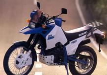 Un nuovo Suzuki DR Big in arrivo? Ecco come potrebbe essere (secondo noi)