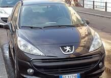 Peugeot 207 8V 75CV 3p. X Line ECO GPL del 2009 usata a Catania