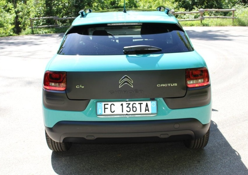 Citroen C4 Cactus PureTech 110 S&S EAT6 Feel (5)