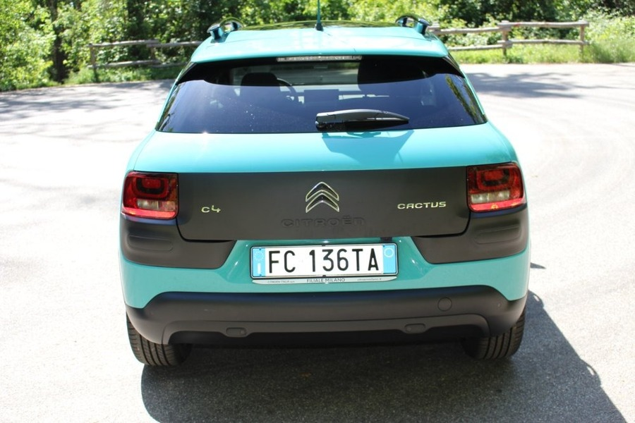 Citroen C4 Cactus BlueHDi 120 S&S EAT6 Shine (5)