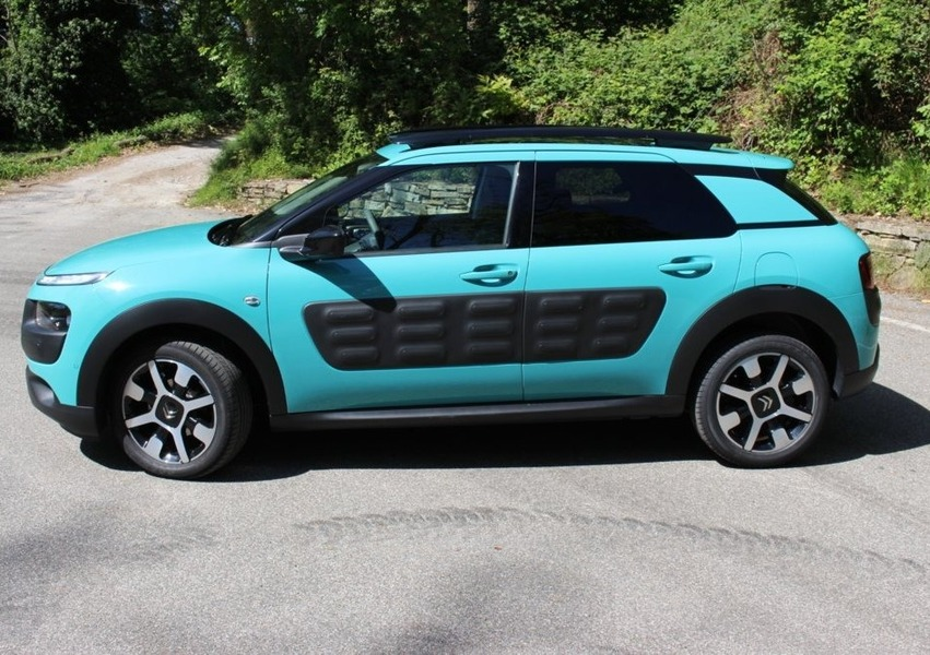 Citroen C4 Cactus PureTech 110 S&S EAT6 Feel (2)