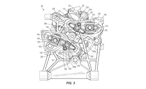 Harley-Davidson: un nuovo motore Milwaukee-Eight (3)