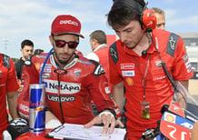 MotoGP: Dovizioso sarà in pista nei test di Misano