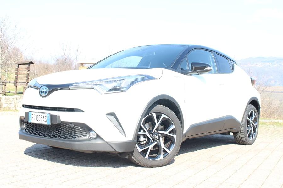 Toyota C-HR (2016->>)
