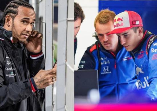 Marc Marquez contro Lewis Hamilton. Hai voglia a chiamarla sfida...