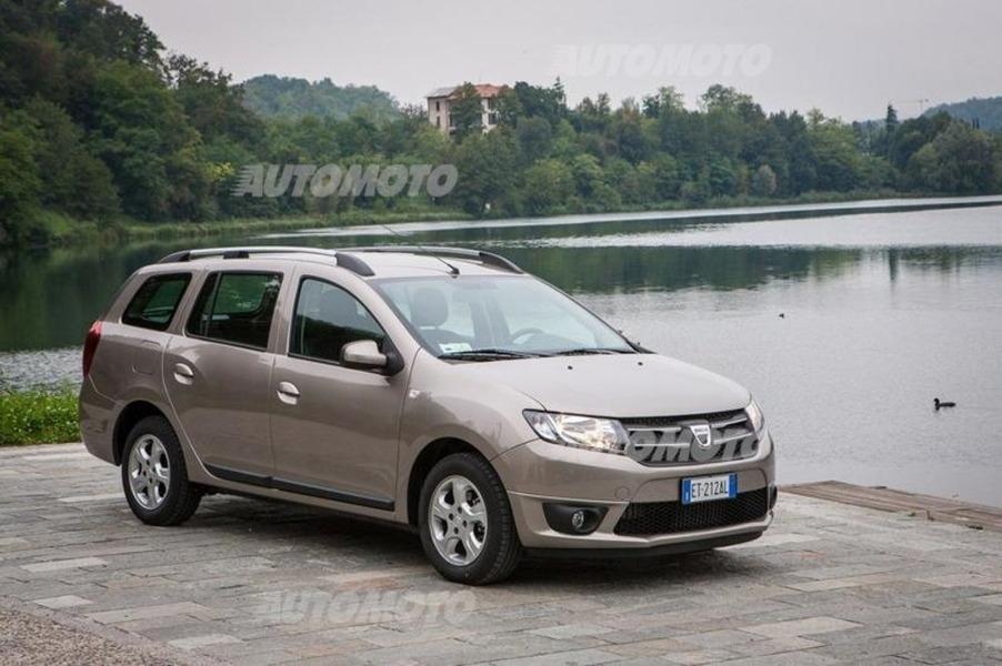 Dacia Logan MCV Stepway 0.9 TCe 12V 90CV Start&Stop Easy-R